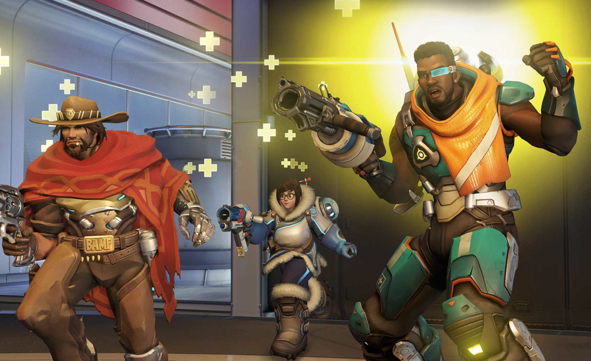 Blizzard is right to focus on Overwatch 2 and not a StarCraft shooter