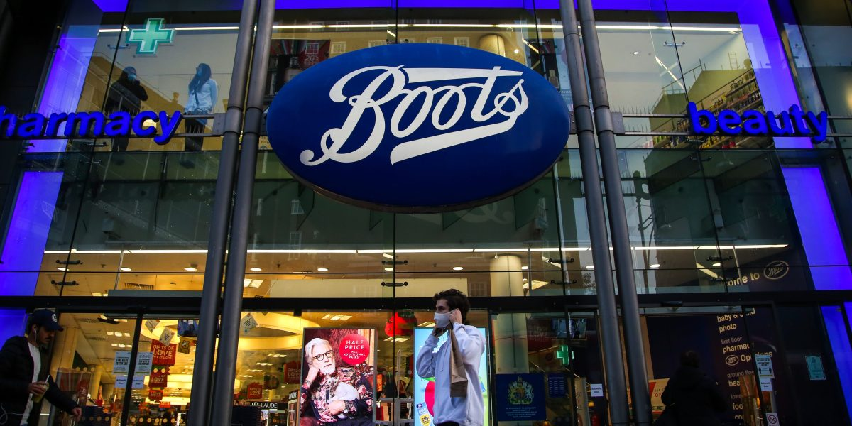 Boots exec shares the drugstore chain's pandemic-driven data strategy